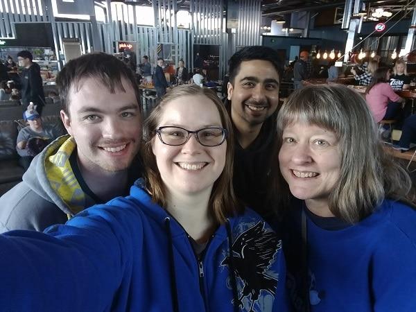 WAHS Seattle meetup