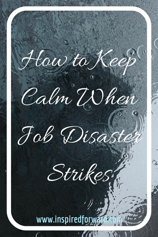 Job Disaster Pinterest