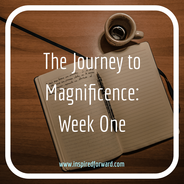Journey Week One Instagram