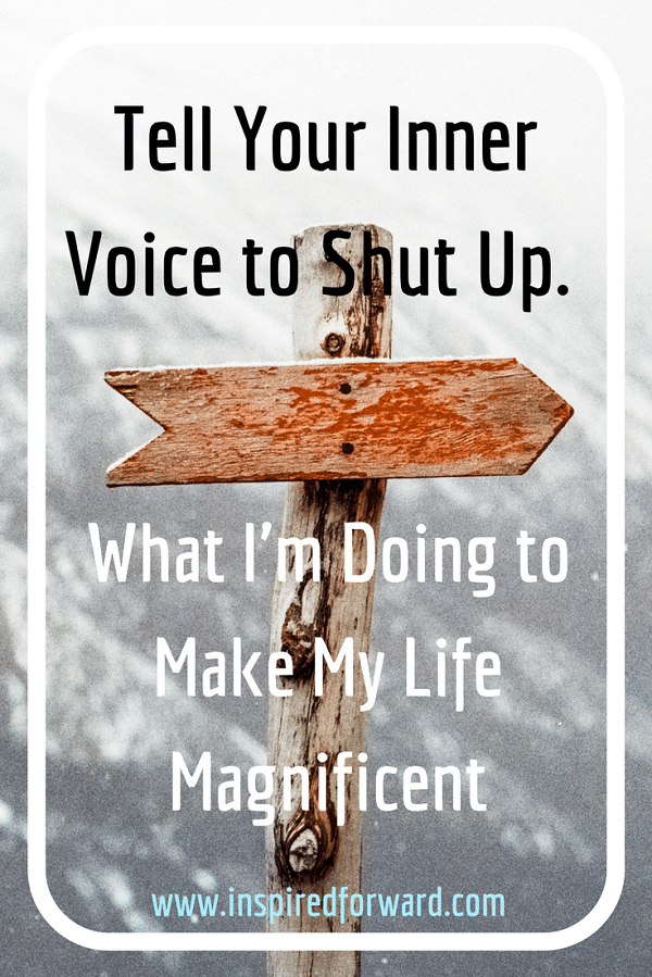 Make Life Magnificent Pinterest