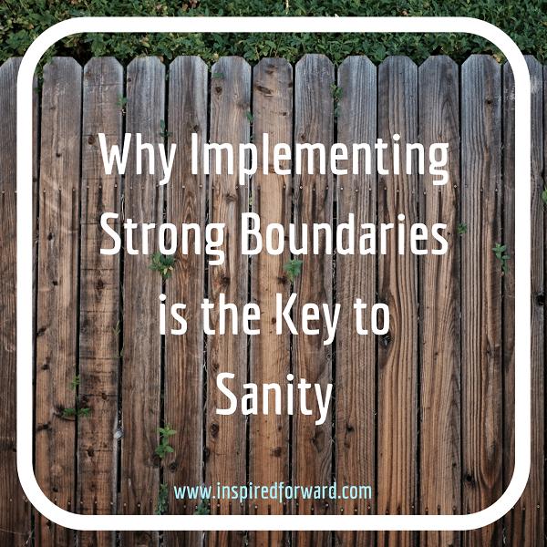 Strong Boundaries Instagram