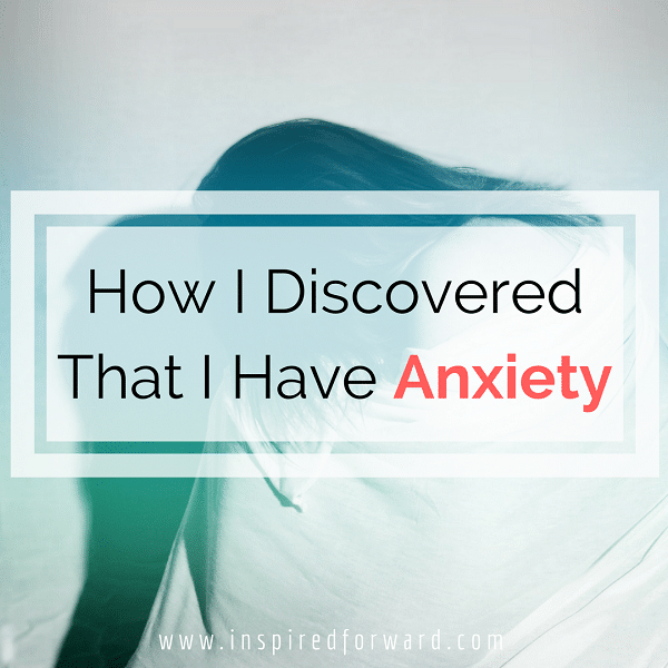 I have anxiety instagram