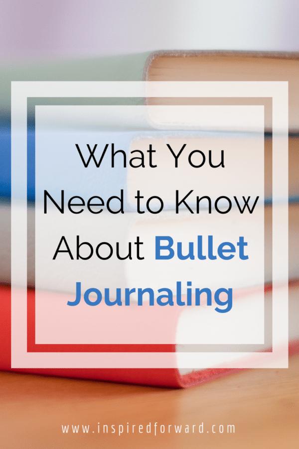 bullet journaling pinterest