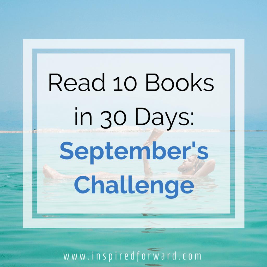 september's challenge instagram