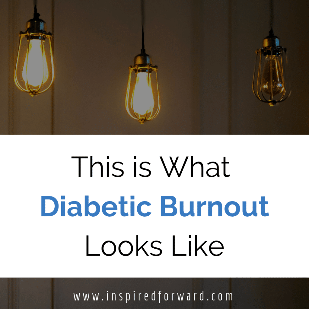 diabetic burnout instagram