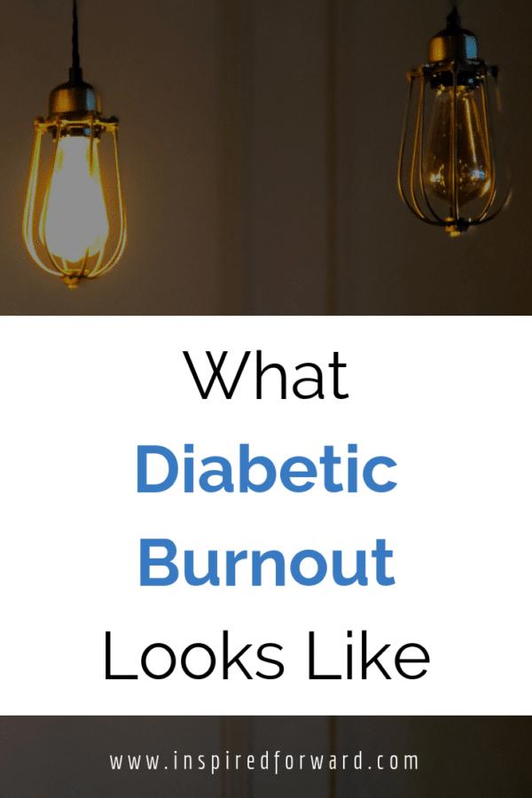 diabetic burnout pinterest