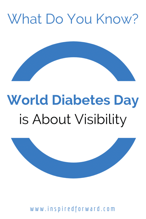 world diabetes day pinterest