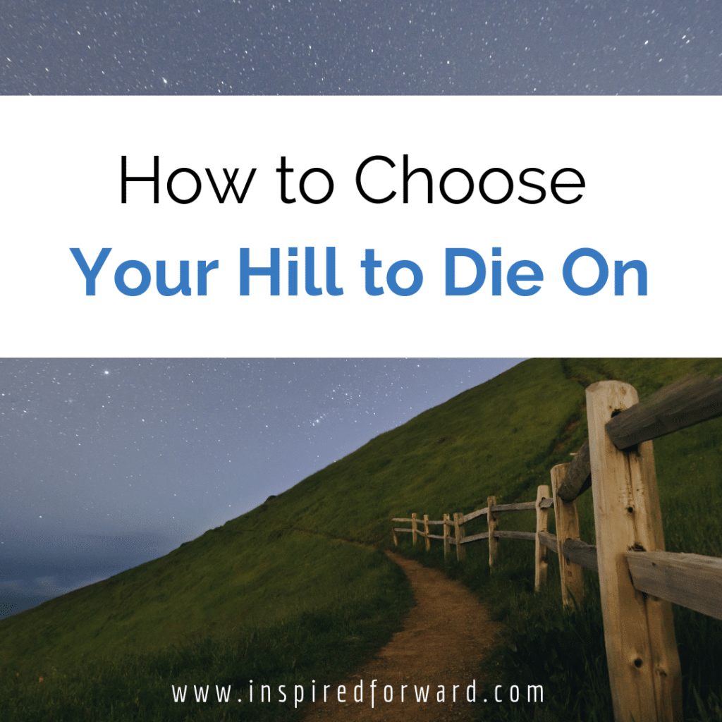 your hill to die on instagram