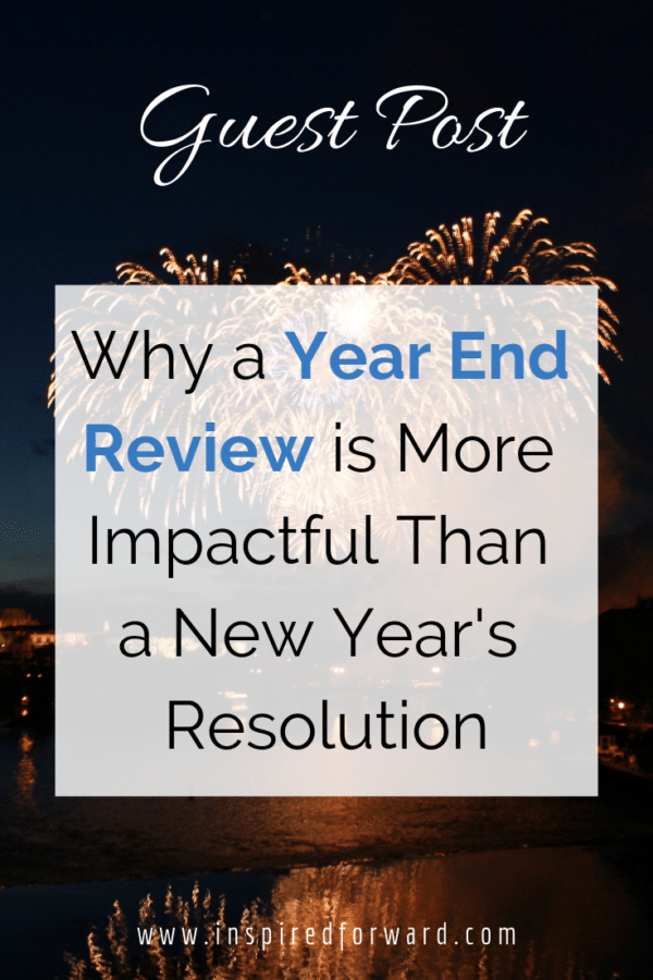 Ron Parnaso of Refactor Daily shares three clever steps to take you through a year-end review—which could be more impactful than setting resolutions.