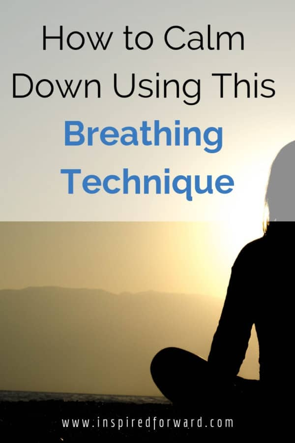 Everyone has their preferred breathing technique -- here's mine. It relaxes, lowers the heart rate, and has staved off anxiety attacks when under stress.
