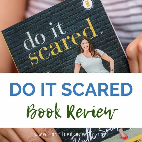What role does fear play in your life? Ruth Soukup's newest book, Do It Scared, digs deep into how people experience fear and how to deal with it.