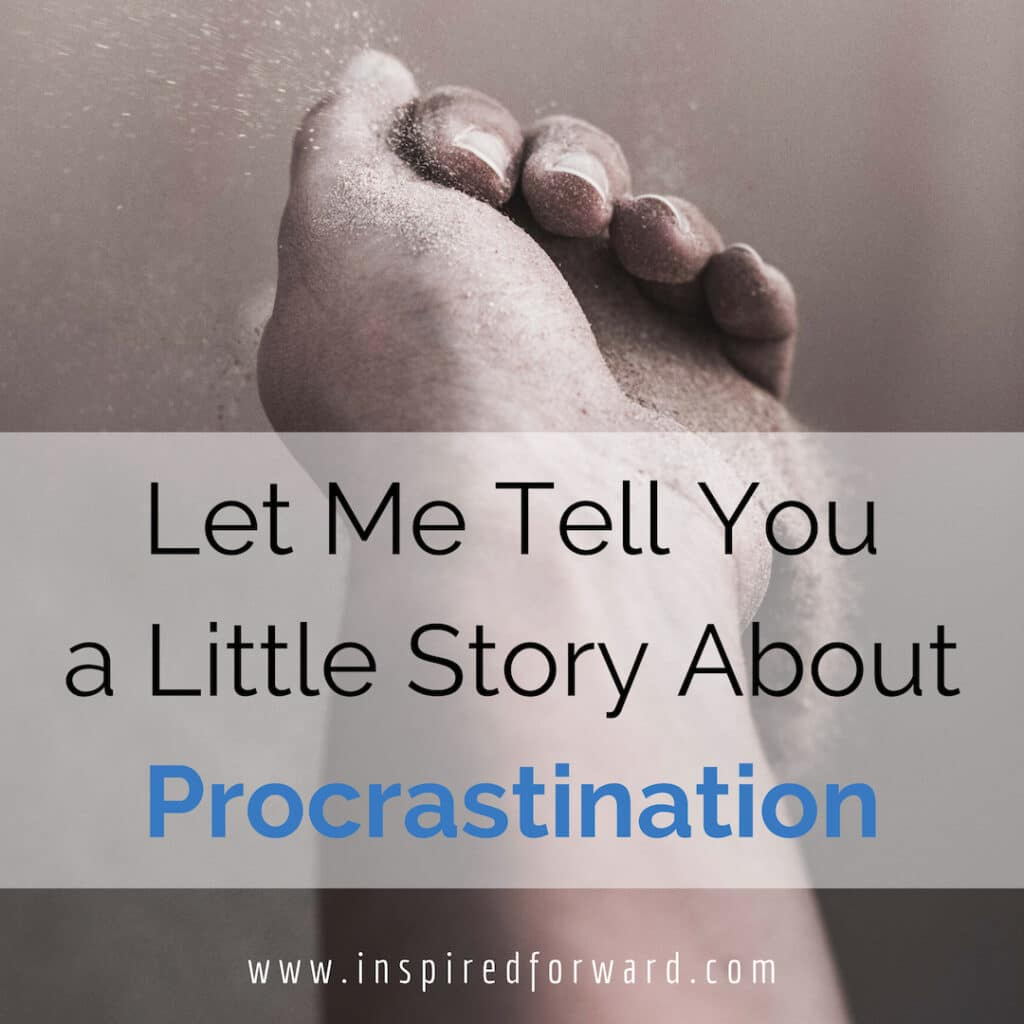 Everyone experiences procrastination, right? But what does it mean when some episodes are worse than others? How does procrastination fit into your life?