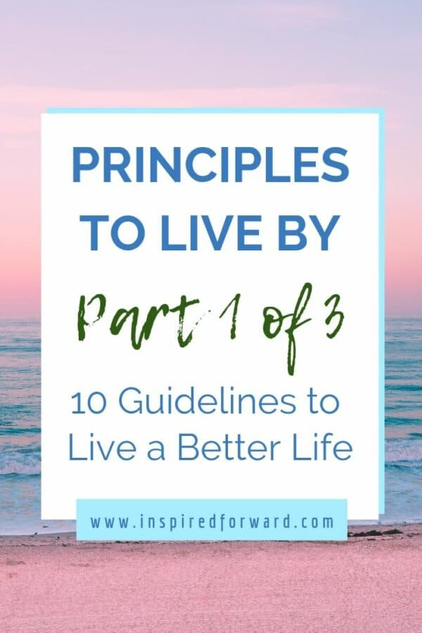 "How many of you have basic principles in your life? I have 10 right now. Let's start with safety, extreme ownership, and finding lessons in ""mistakes""."