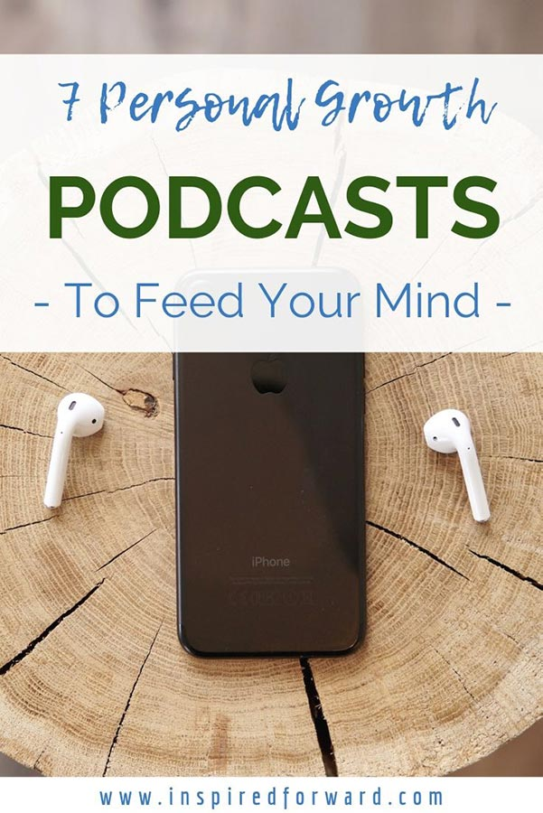 The commute sucks anyway, so why not listen to personal growth podcasts to pass the time? Feed your mind and level up your mindset with these 5 shows.