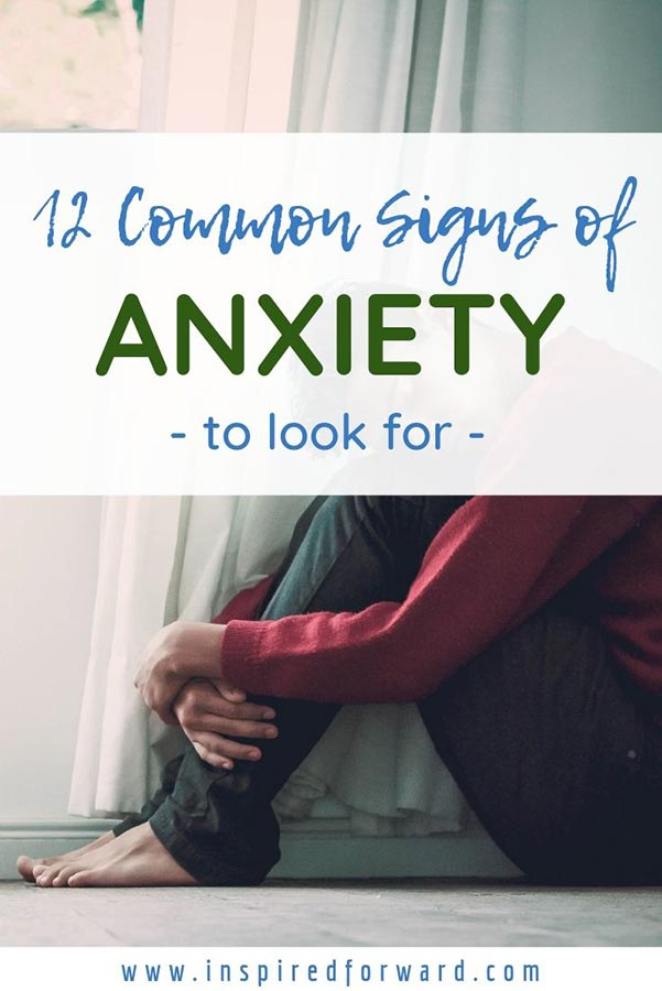 What are the common signs of anxiety? Find out which symptoms might indicate an anxiety disorder in your life.