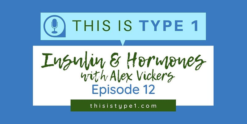 Insulin and Hormones with Alex Vickers