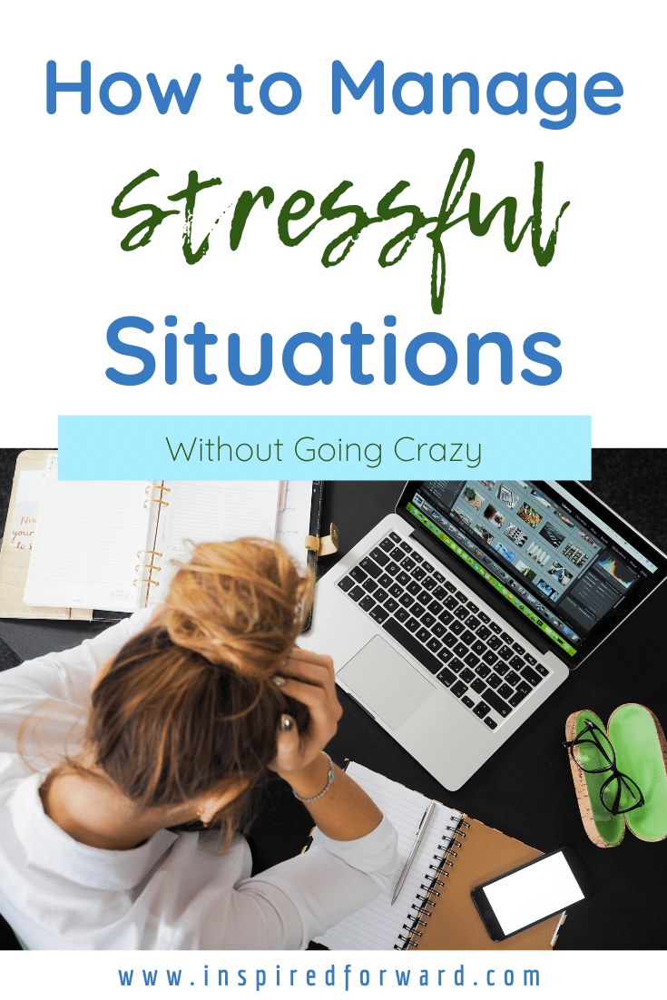 Looking for some stress management tips and tricks to keep you sane? Learn some simple ways to reduce and control stress in your life without going crazy.