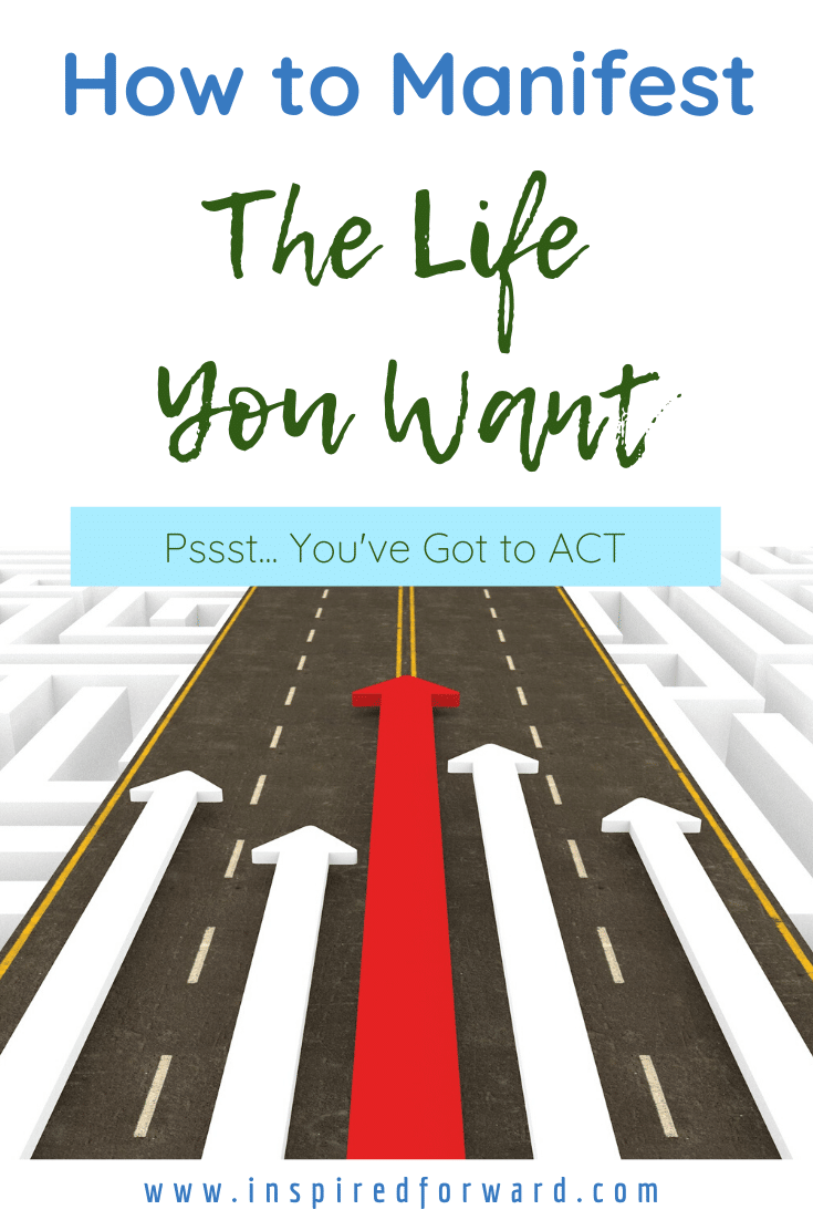 Do you know how to manifest the life you want? Some people swear by the law of attraction, goals, or visualization. Find out how they work together.