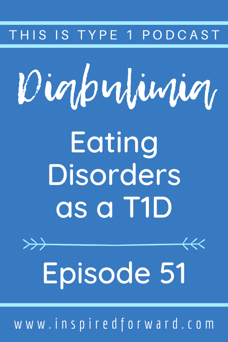In this episode, learn about the risks of diabulimia and how to get help. Diabulimia is an eating disorder combined with restricting insulin to lose weight.