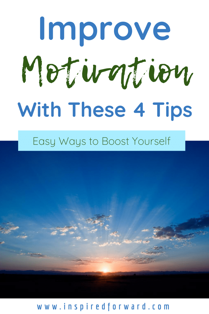 Are you struggling to feel motivated? Can't find a thought that helps? Here are five ways to improve your motivation fast to get you moving.