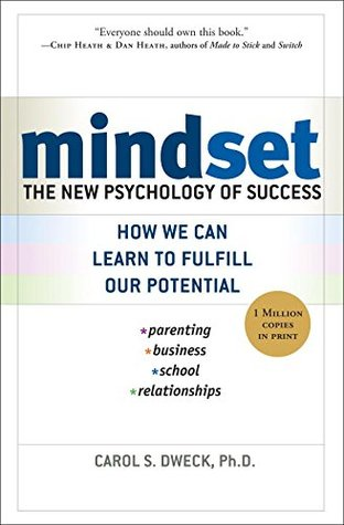 resources: mindset book cover