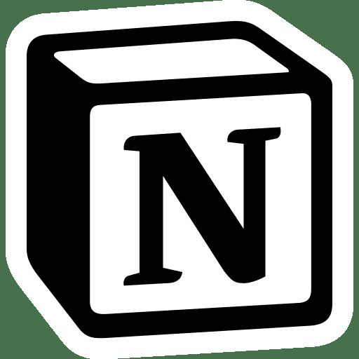 Resources: Notion logo