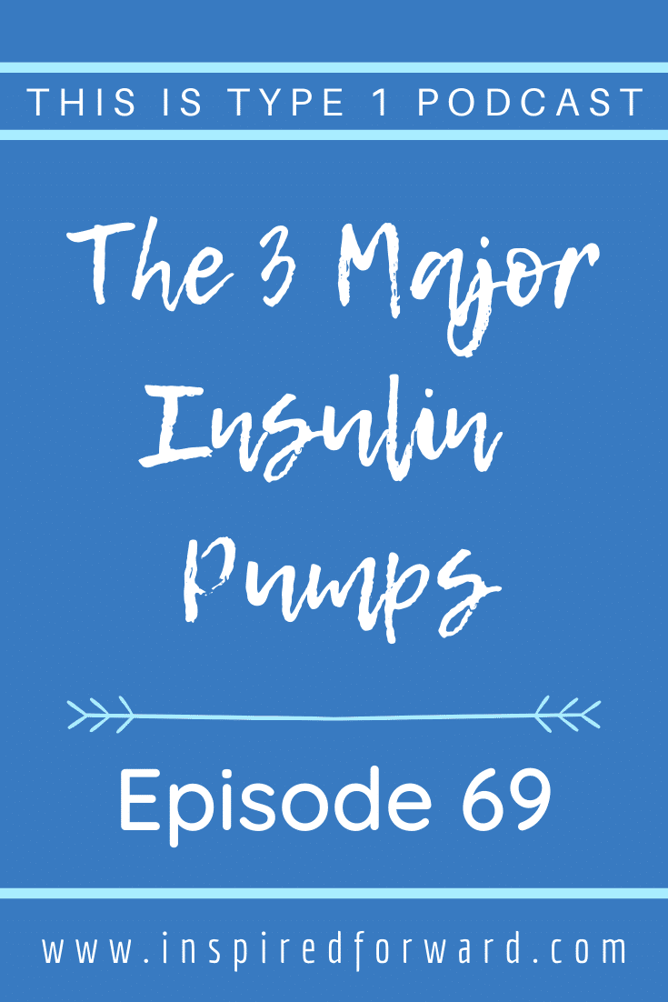In this episode we cover the three big insulin pump manufacturers: overview, pros, cons, features, benefits, and what's coming next for each.
