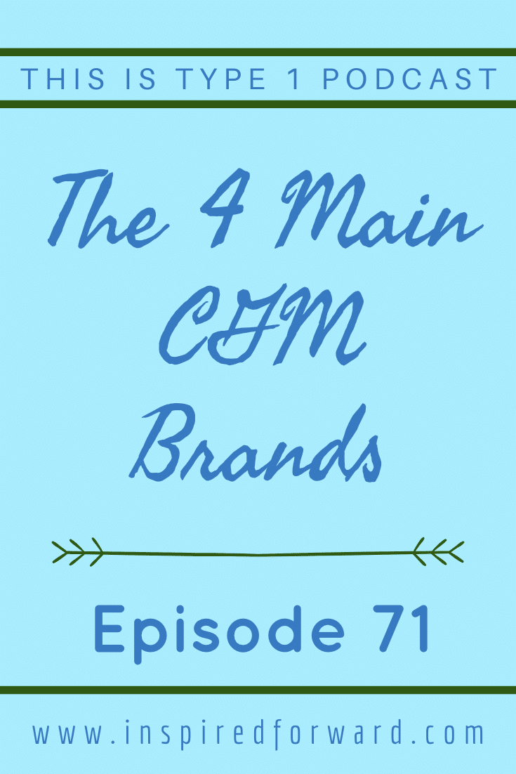episode 71 cgm manufacturers pin