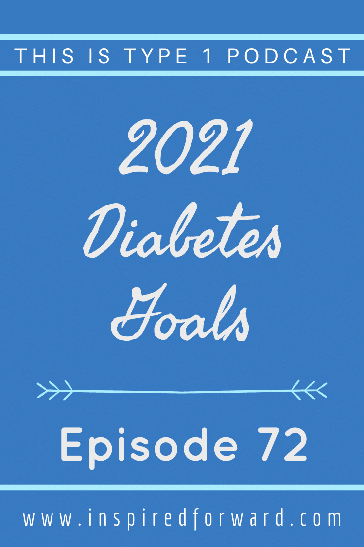 How did your 2020 diabetes goals go? What are you planning to accomplish in 2021? Make a plan, because if you don't, you're planning to fail.