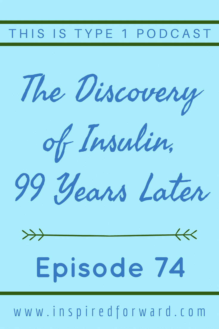 Learn about the discovery of insulin, 99 years later. In 1922, insulin was first used to treat diabetes, to enormous success.