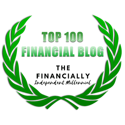 top 100 financial blog the financially independent millennial
