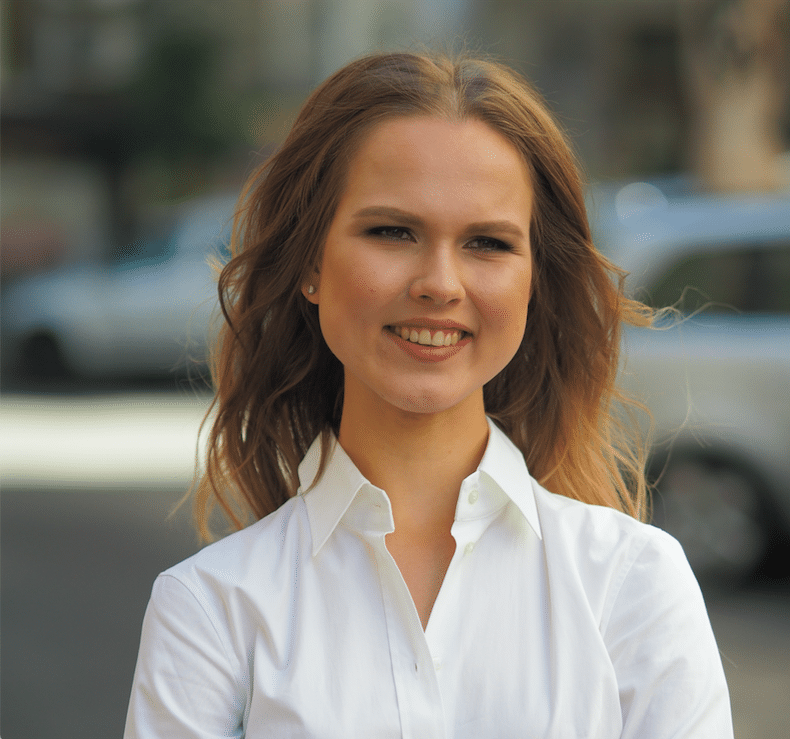 Kristina Loskarjova was diagnosed at age 3 with type 1 diabetes. She joins us to talk about entrepreneurship, growing up with parents who taught her that nothing can hold her back.