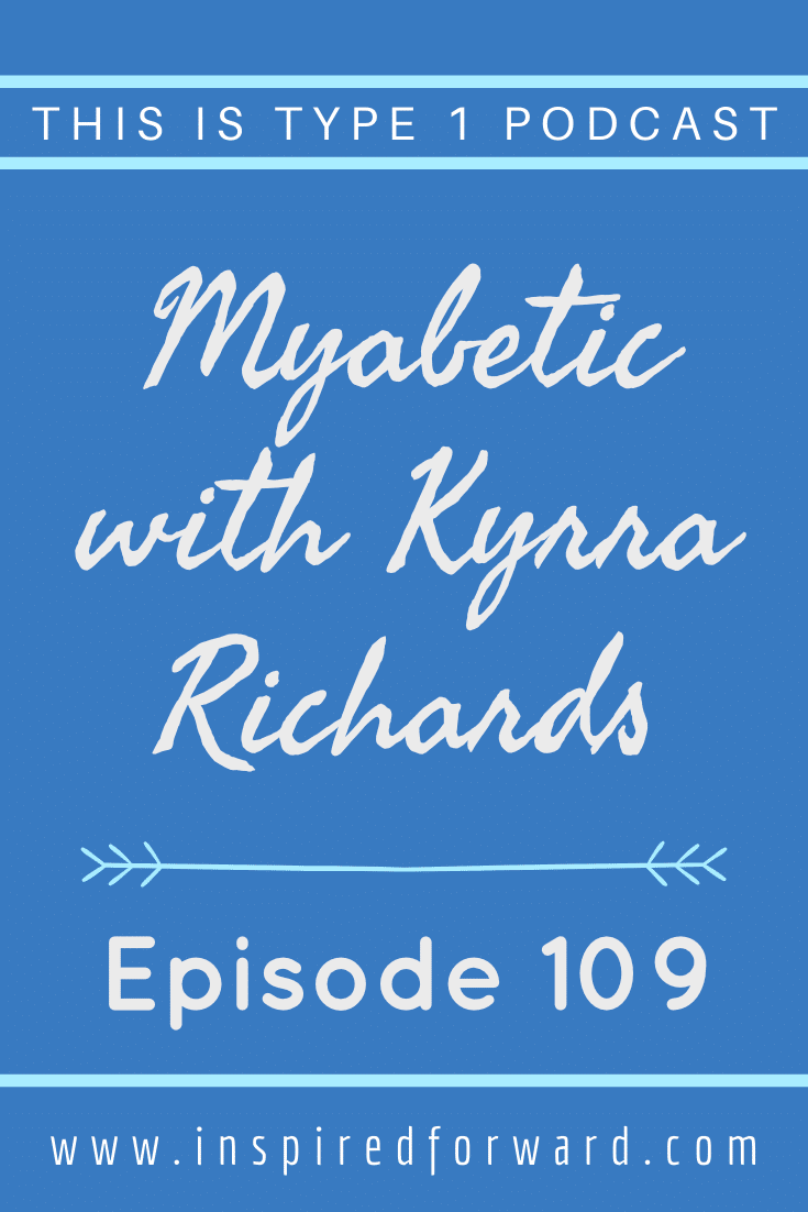 Kyrra Richards, founder of Myabetic, joined us to talk about her journey to running an ecommerce company.