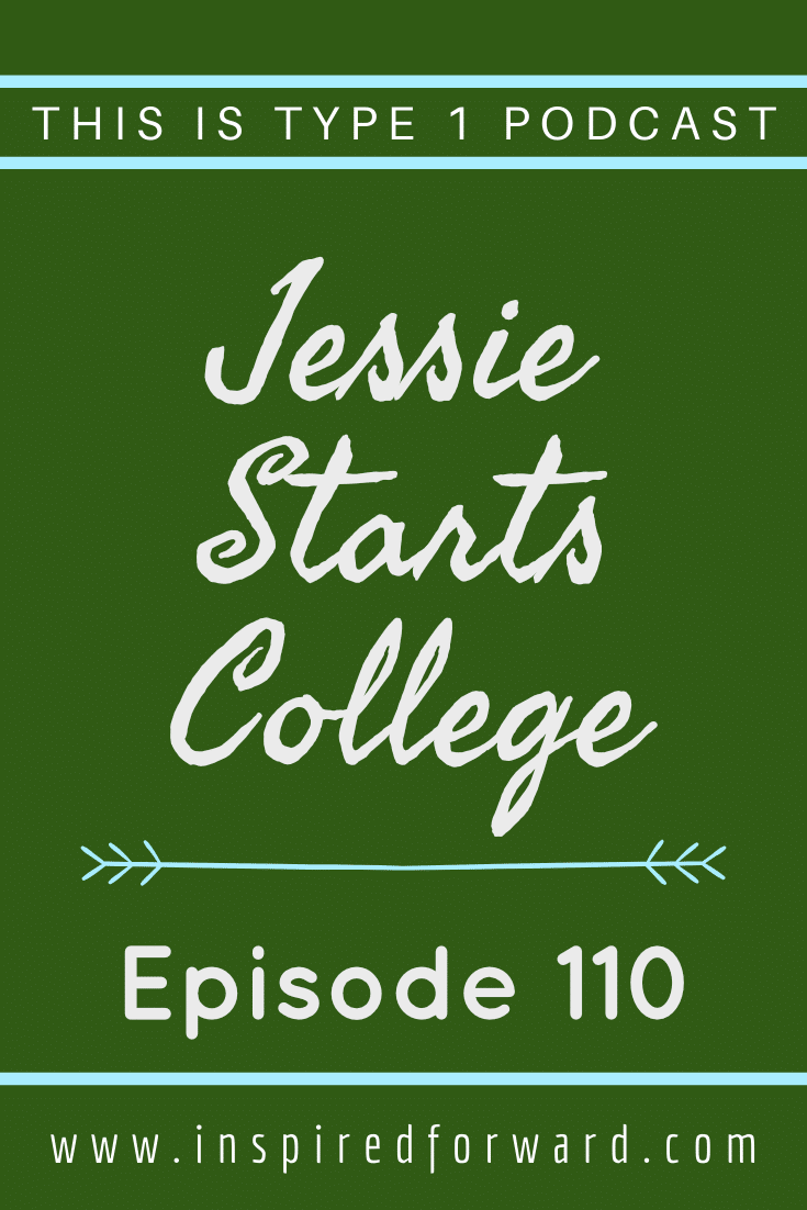 Jessie started college! After taking a month off from recording to settle into her first year at Montana State University, Jessie reports back on what she's learned so far. She shares diabetes lessons, life lessons, and overall excitement plus overwhelm for this new chapter in her life.